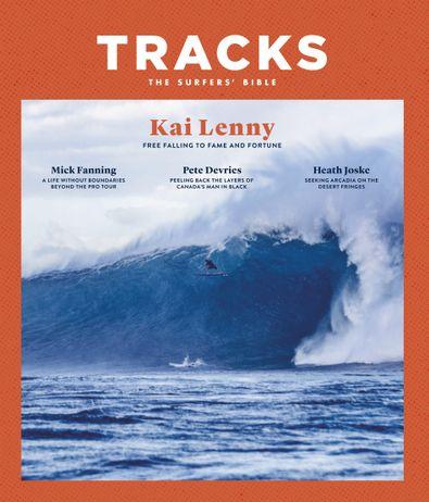 Tracks (AU) magazine cover