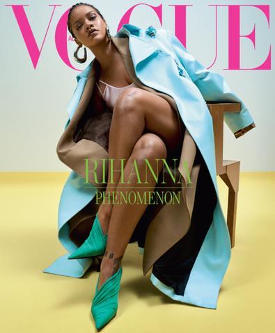 Vogue Australia (AU) magazine cover