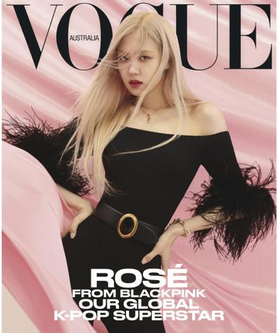 Vogue Australia (AU) magazine cover