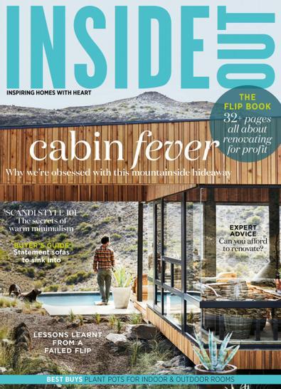 Inside Out (AU) magazine cover