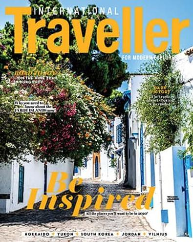 International Traveller (AU) magazine cover