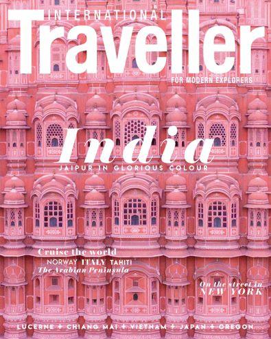 International Traveller (AU) magazine cover
