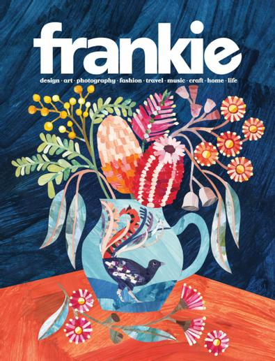 frankie (AU) magazine cover