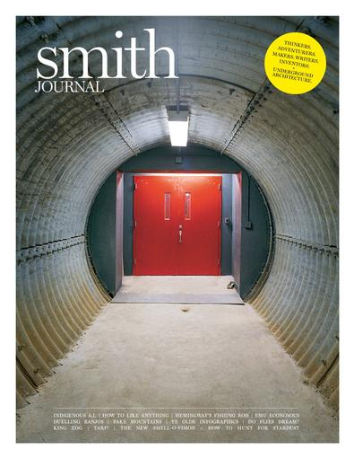 Smith Journal (AU) magazine cover
