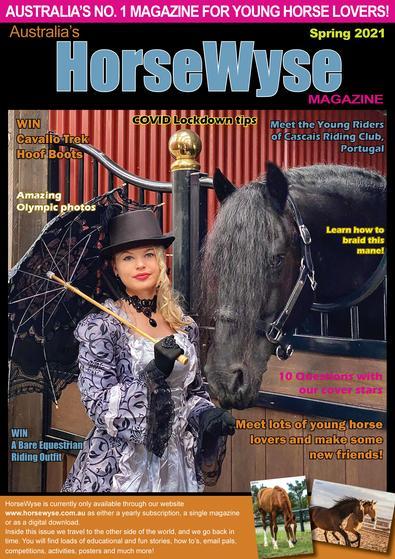 HorseWyse (AU) magazine cover