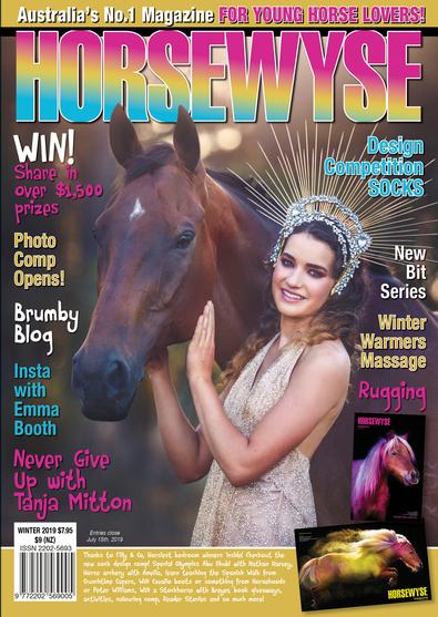 HorseWyse (AU) magazine cover