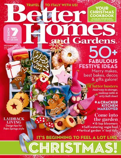 Better Homes & Gardens (AU) magazine cover