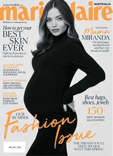 marie claire (AU) magazine cover