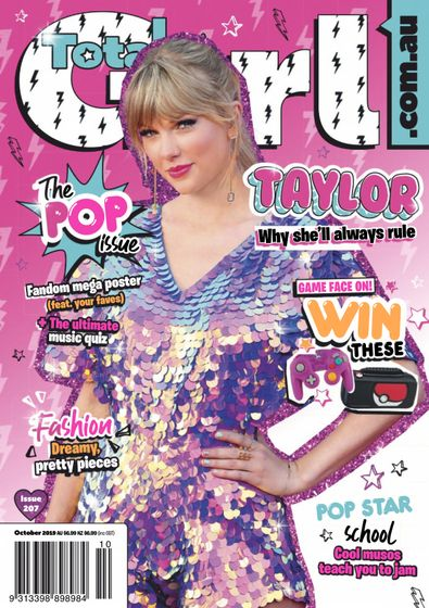 Total Girl (AU) magazine cover