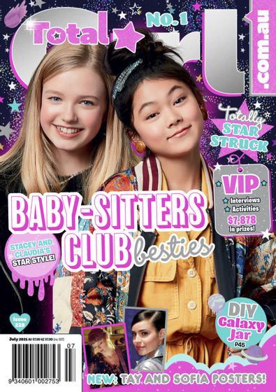 Total Girl (AU) magazine cover