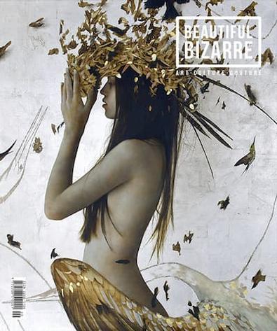 Beautiful Bizarre (AU) magazine cover