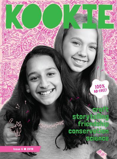 KOOKIE (AU) magazine cover