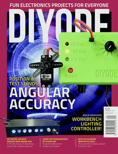 DIYODE (AU) magazine cover