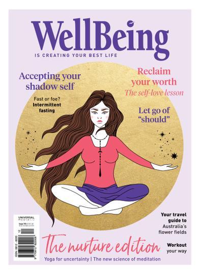 WellBeing (AU) magazine cover