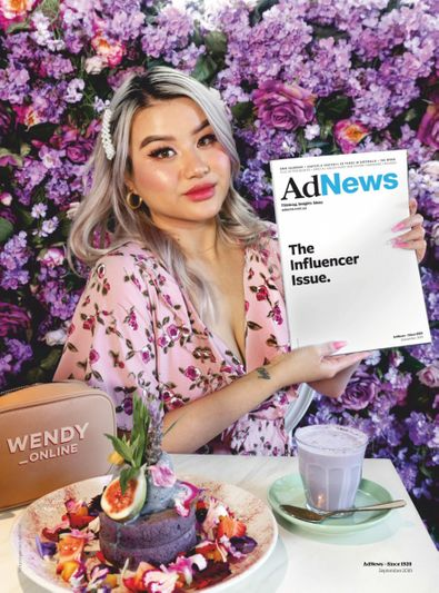 AdNews (AU) magazine cover
