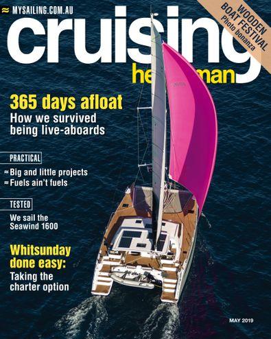 Cruising Helmsman (AU) magazine cover