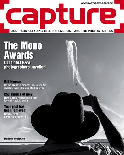 Capture (AU) magazine cover