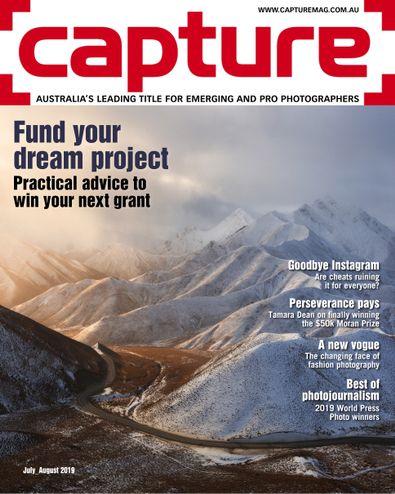 Capture (AU) magazine cover