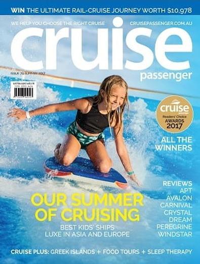 Cruise Passenger (AU) magazine cover