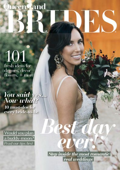 Queensland Brides (AU) magazine cover