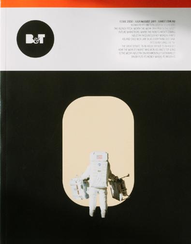 B&T (AU) magazine cover