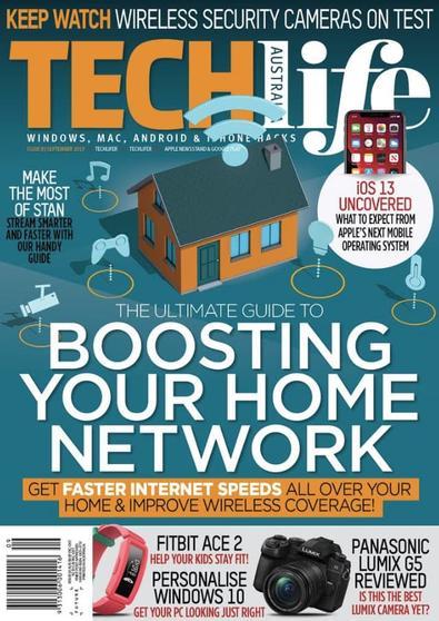 TechLife (AU) magazine cover