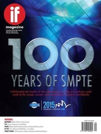 IF Magazine (AU) cover
