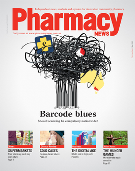 Pharmacy News (AU) magazine cover