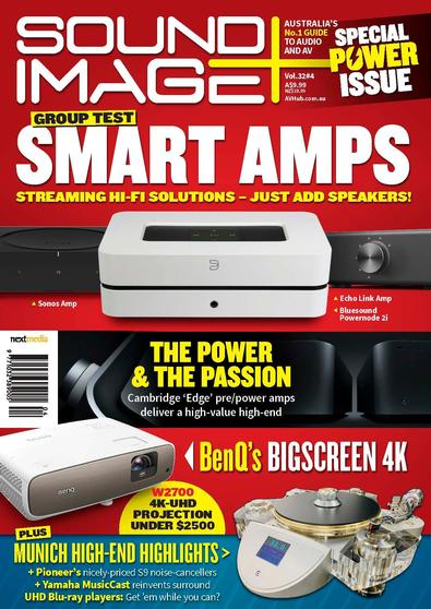 Sound and Image (AU) magazine cover
