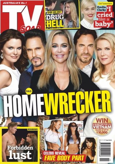TV Soap (AU) magazine cover