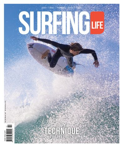 SURFING LIFE (AU) magazine cover