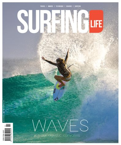 SURFING LIFE (AU) magazine cover