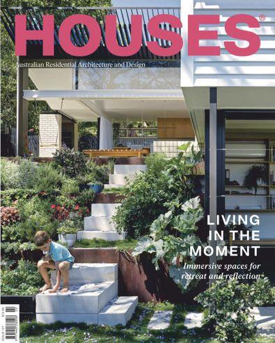 Houses (AU) magazine cover
