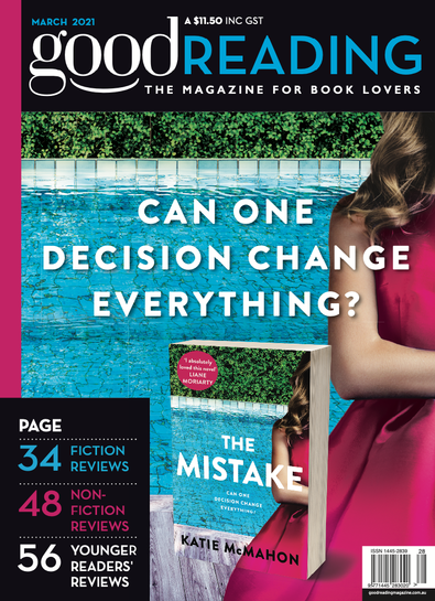 Good Reading (AU) magazine cover