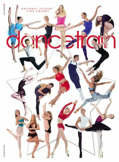 DANCEtrain (AU) magazine cover
