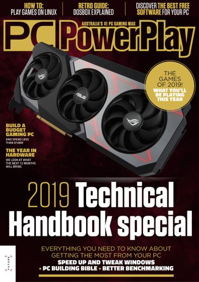 PC Powerplay (AU) magazine cover