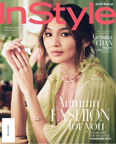 InStyle (AU) magazine cover