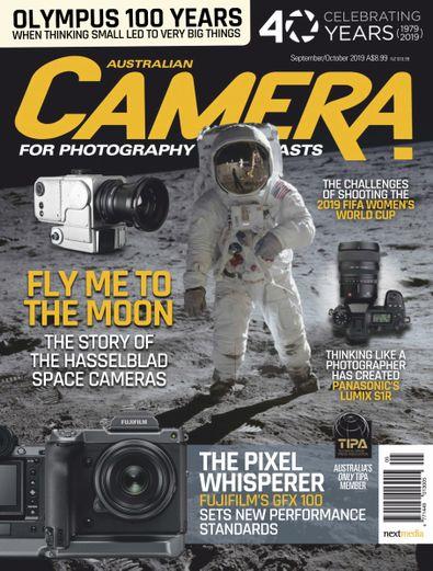 Camera (AU) magazine cover