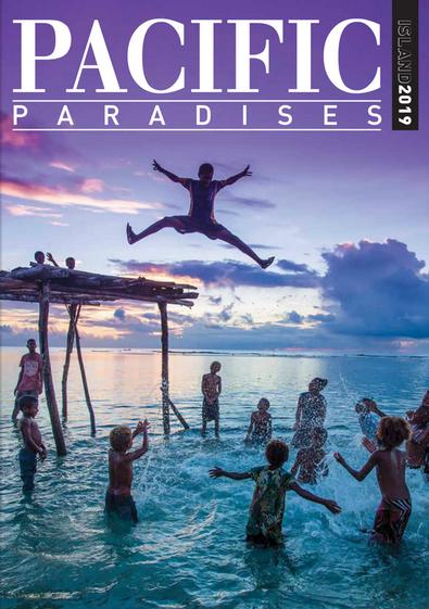 Pacific  Island Paradises (AU) magazine cover