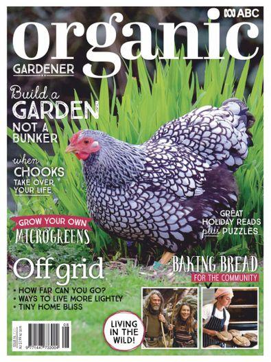 ABC Organic Gardener (AU) magazine cover