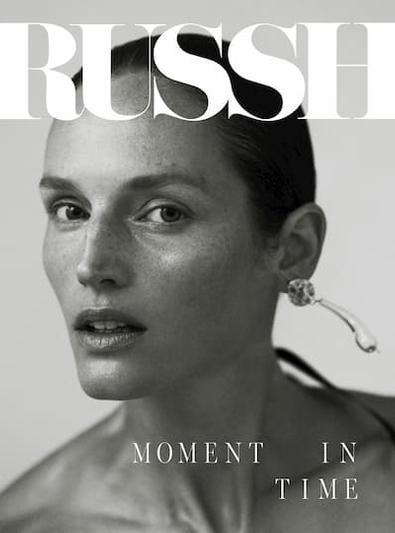 RUSSH (AU) magazine cover