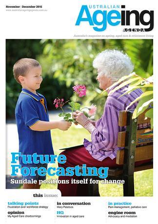 Australian Ageing Agenda (AU) magazine cover