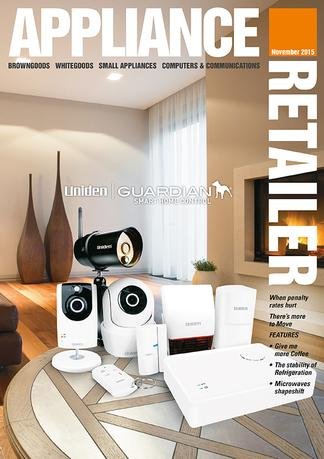 Appliance Retailer (AU) magazine cover