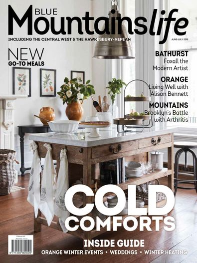 Blue Mountains Life magazine (AU) cover