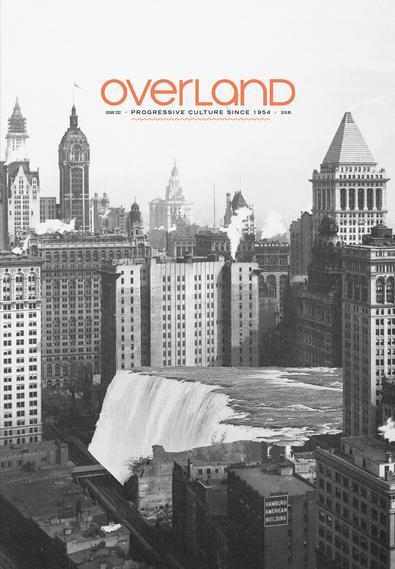Overland (AU) magazine cover