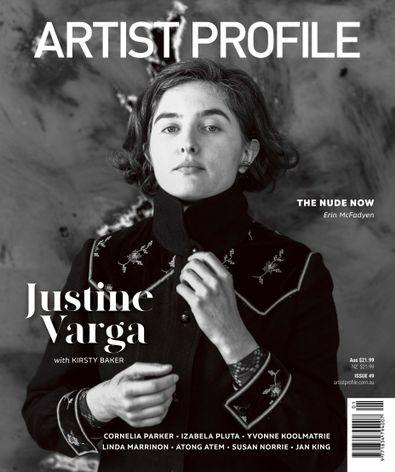 Artist Profile (AU) magazine cover