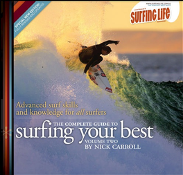 Complete Guide to Surfing Your Best (AU) magazine cover