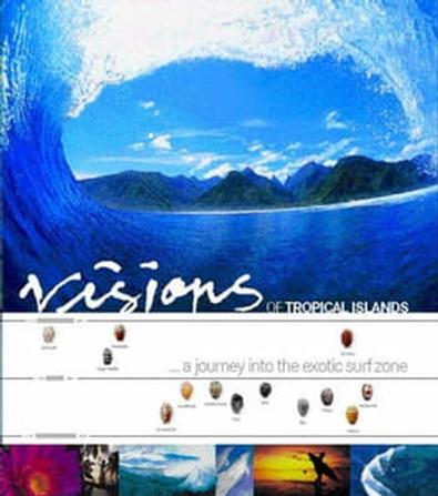 Visions of the Tropical Island (AU) magazine cover