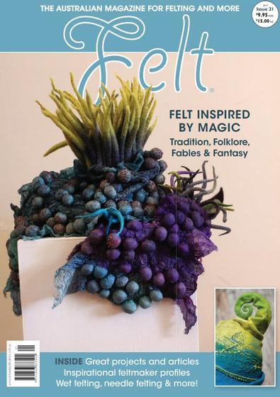 FELT Magazine (AU) cover