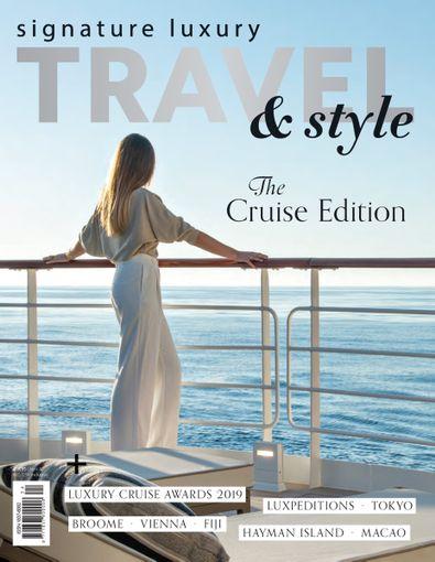 Signature Luxury Travel & Style (AU) magazine cover